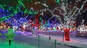 Lombard Turns Into A Winter Wonderland Each Year In Illinois