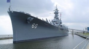 One Of The Last WWII Battleships Is Right Here In Alabama And It's So Worth A Visit