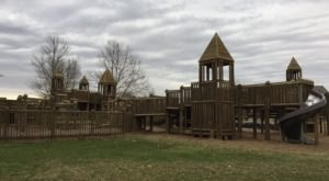 The Amazing Playground Castle In Iowa That Will Bring Out The Child In Us All