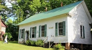 Everyone In North Carolina Should Visit This Quaker Community Settled Before The Revolutionary War
