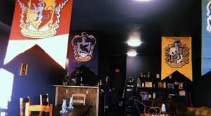 Magic Is Brewing At The Coffee MUGG, A Harry Potter-Themed Coffee Shop In Texas