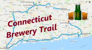 Take The Connecticut Brewery Trail For A Weekend You'll Never Forget