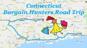 This Bargain Hunters Road Trip Will Take You To The Best Thrift Stores In Connecticut