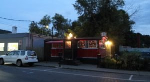 You'll Never Forget A Meal At This Historic Dining Car In Vermont