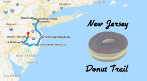 Take The New Jersey Donut Trail For A Delightfully Delicious Day Trip