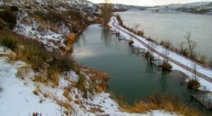 You'll Want To Visit These 5 State Parks In Montana That Turn Into Winter Wonderlands