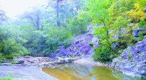 This Little Roadside Park In Arkansas Is A Best Kept Secret
