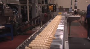 Take A Tour Of The World's Largest Ice Cream Cone Factory In Arizona