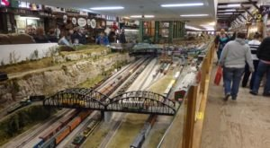This Indoor Train Park Hiding In New York Proves There's Still A Kid In All Of Us