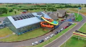 This 28,000 Square Foot Indoor Waterpark In Oklahoma Is A Winter Dream Come True