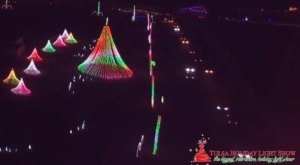 The Biggest And Brightest Holiday Light Show In Oklahoma Is Not To Be Missed This Season