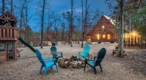 The One Mountain Town In Oklahoma That's Perfect For A Winter Getaway