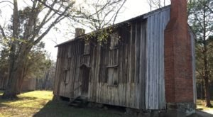 A Visit To This Gripping Historic Plantation In North Carolina Is A Somber Step Back In Time