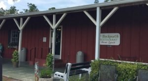 Dine Inside A Rebuilt Barn At The Back Porch Restaurant, A Lovely Eatery In Florida