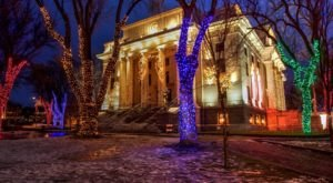 The Most Enchanting Christmastime Main Street In The Country Is Prescott In Arizona