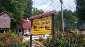 The Fried Cheese Cafe In This Small Georgia Town Is Everything You Could Dream Of