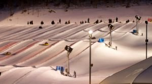 Maryland Is Home To The Country's Most Underrated Snow Tubing Park And You'll Want To Visit