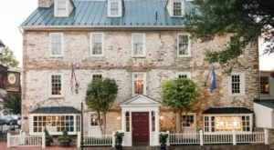The Historic Restaurant That's Been Around Since Before Virginia Was Even A State