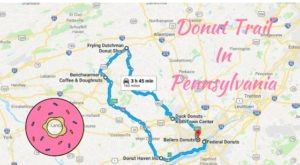 Take The Pennsylvania Donut Trail For A Delightfully Delicious Day Trip