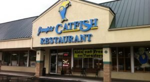 Eat Endless Catfish Fillet At This Unassuming Restaurant In Missouri