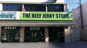 The Beef Jerky Outlet In Nevada Where You'll Find Hundreds Of Tasty Varieties