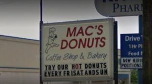 The Made-From-Scratch Donuts At This Bakery Near Pittsburgh Have Stood The Test Of Time
