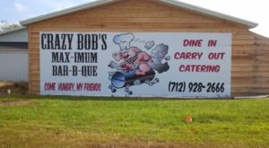 Hit The Road To Find This Remote BBQ Stand In Iowa That's Finger-Lickin' Good