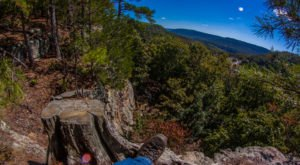 7 Little Known Canyons That Will Show You A Side Of Arkansas You've Never Seen Before
