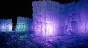 These Jaw-Dropping Ice Castles Are Returning To New Hampshire This Winter And You Need To See Them
