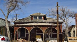 The Mysterious Nevada Town That's Home To More Ghosts Than People
