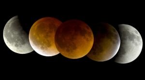 The Next Lunar Eclipse Will Be Visible From Louisiana And You Won't Want To Miss Out