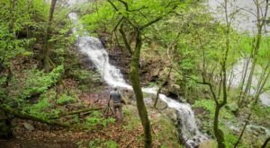 Hike To This Beautiful Arkansas Waterfall And You'll Probably Have It All To Yourself