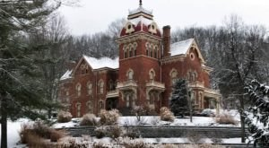 Spend A Night In A Grand 1874 Home At Schenck Mansion Bed And Breakfast In Indiana