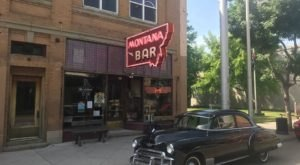 This Historic Pub Is Almost As Old As Montana Itself