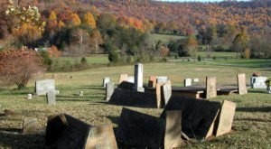 The Fascinating Story Behind The Cumberland Plateau Tent Graves In Tennessee