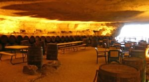 The Underground Wine Cave In Missouri You Have To Visit