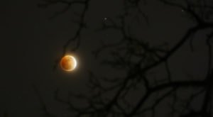 The Next Lunar Eclipse Will Be Visible From Nebraska And You Won't Want To Miss Out