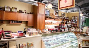 This Old-Fashioned Chocolate Shop In Northern California Is Bound To Satisfy Your Sweet Tooth
