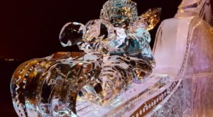 This Incredible Ice Festival Is The Coolest Thing To Happen In Wisconsin All Winter