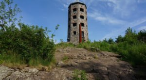 Climb This Tower On A Hill In Minnesota For The Most Spectacular View Of Lake Superior