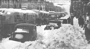 In 1940, Wisconsin Was Hit With The Worst Blizzard In State History