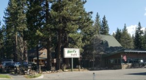 This Old School Road Diner In Northern California Will Make You Feel Right At Home
