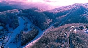 Tennessee Is Home To The Country's Best Snow Tubing Park And You'll Want To Visit