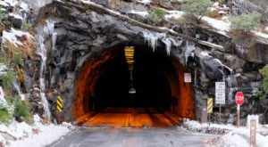 The Longest Tunnel In Northern California Has A Truly Fascinating Backstory