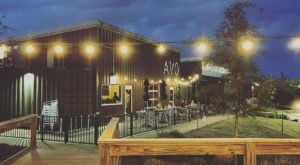 Dine In A Converted Shipping Container At This One-Of-A-Kind Nashville Restaurant
