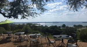Enjoy The Best View At This Unique Lookout Restaurant Near Austin