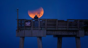 The Next Lunar Eclipse Will Be Visible From Alaska And You Won't Want To Miss Out