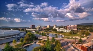 This Alabama City Was Recently Named One Of The Best To Visit In 2019