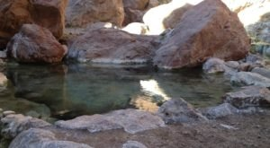 This Primitive Hot Springs Trail In Nevada Is Everything You Need This Winter