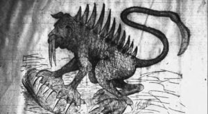 The Story Behind This Mysterious Creature In Arkansas Is Both Bizarre And Fascinating